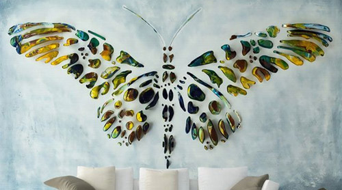 butterfly interiors